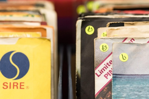 Vinyl Market at Old Spitalfields Market - Events for London