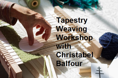 Tapestry Weaving Workshop in London with Christabel Balfour - Events for London