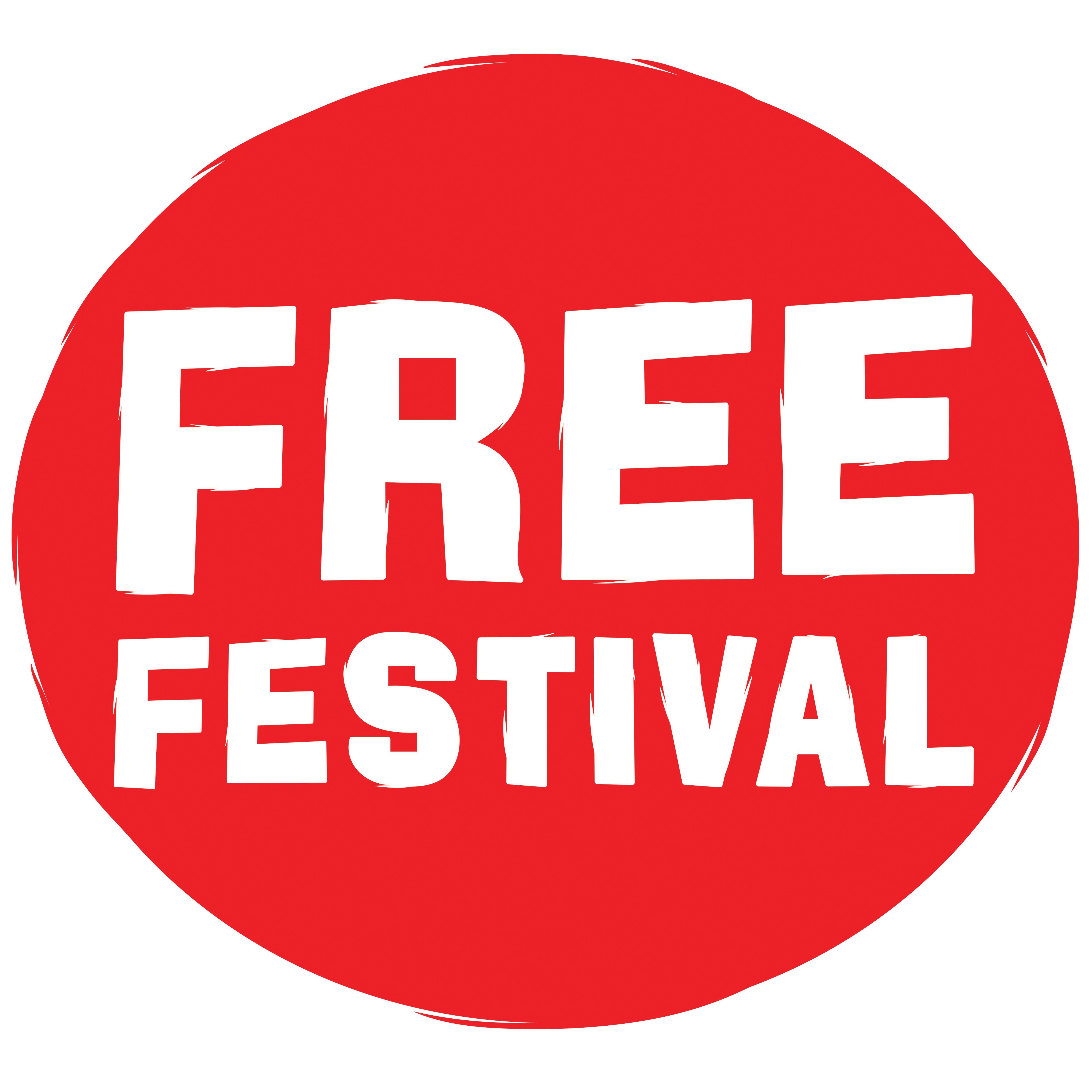 Free Festival Logo 2018 large
