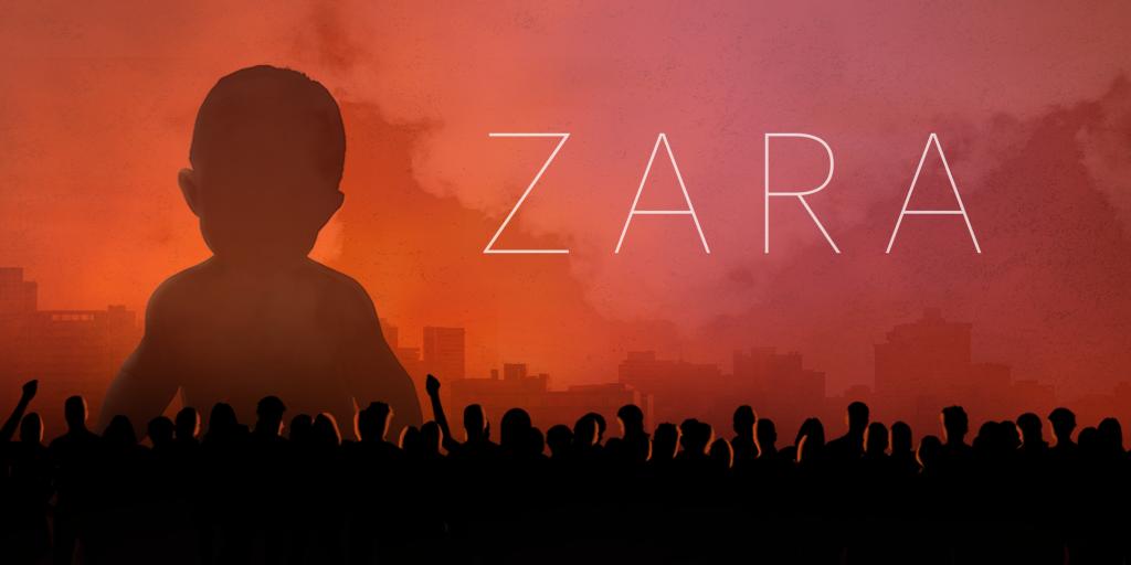 ZARA Eventbrite