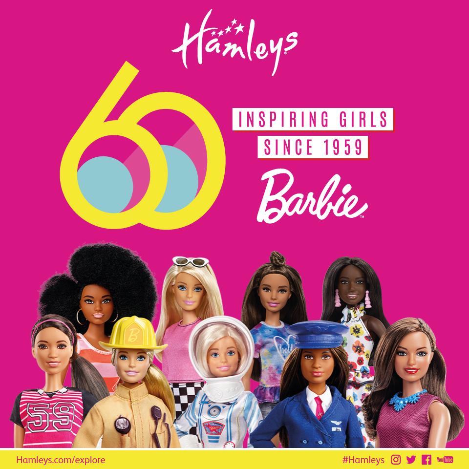 JB19 0058 Barbie 60th Birthday PR Social Post