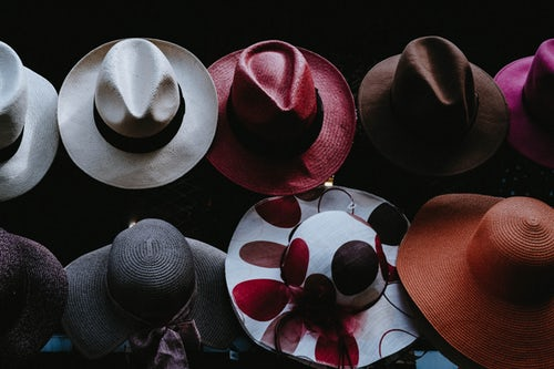 cowboy hat collection