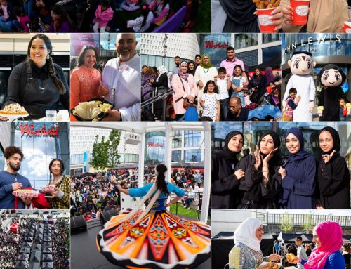 London Eid Festival – Thanked those who Attended