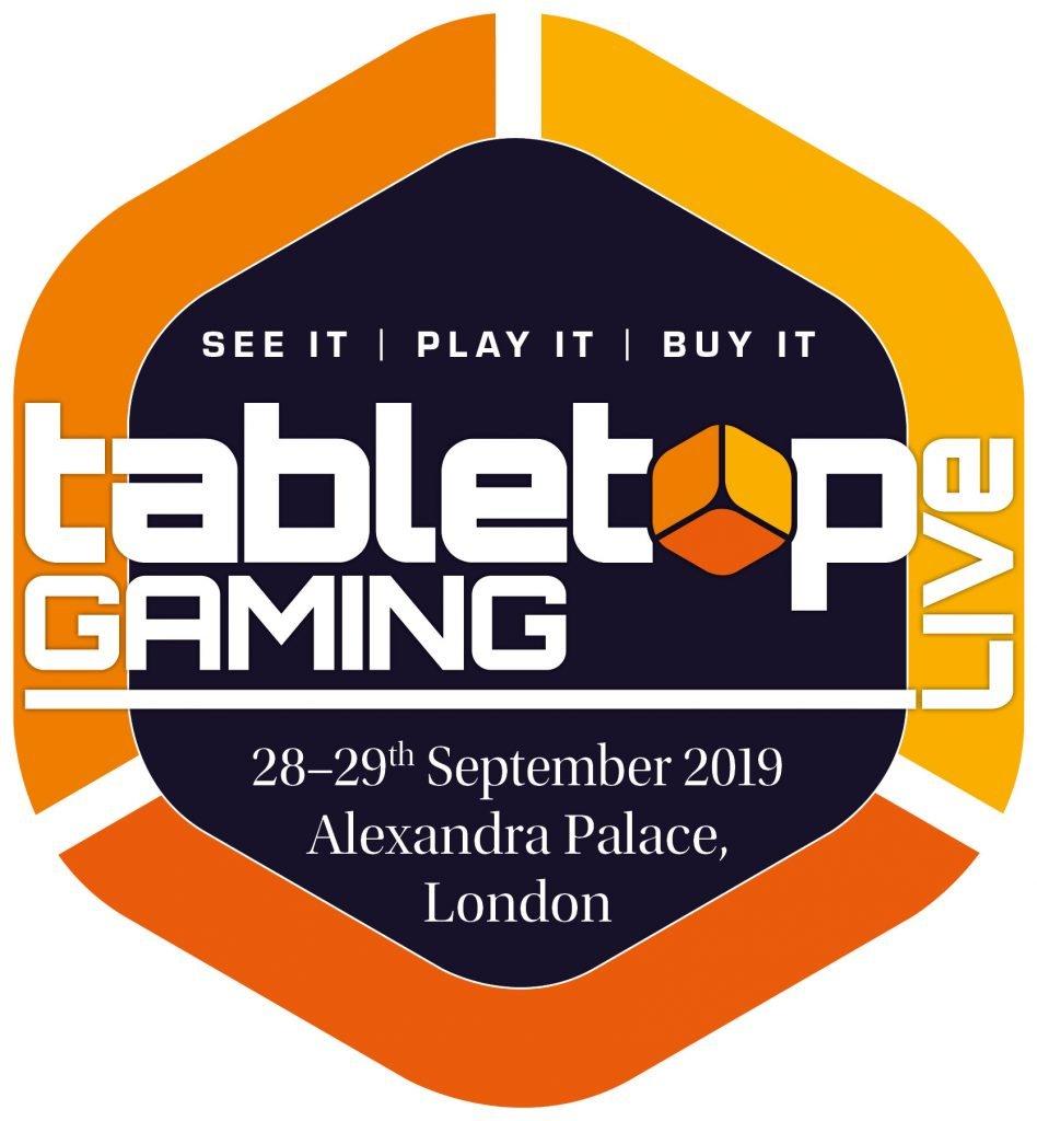 tabletopGamingLive 2019 icon wDate