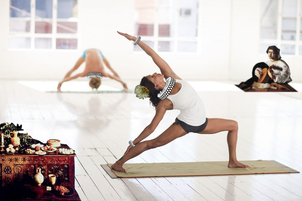 Yoga 2 Wrist Ruffs