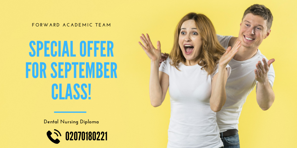 special offer for september class