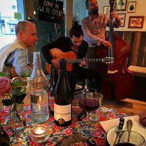 Gypsy Jazz Live Music