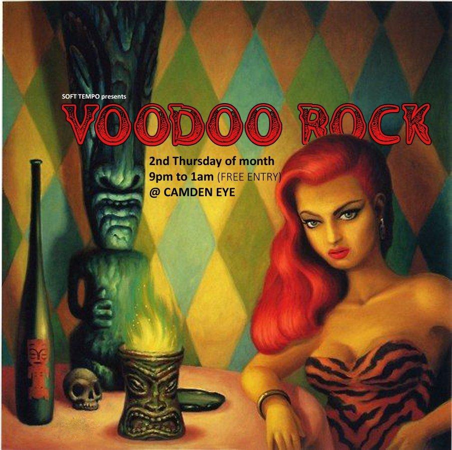 Voodoo Rock Promo