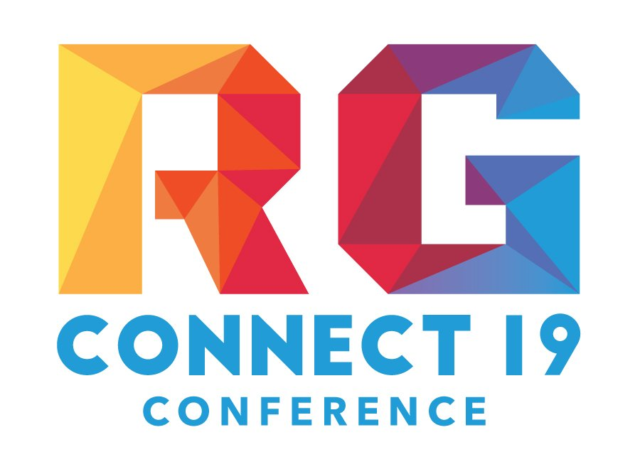 RG connect19 logo