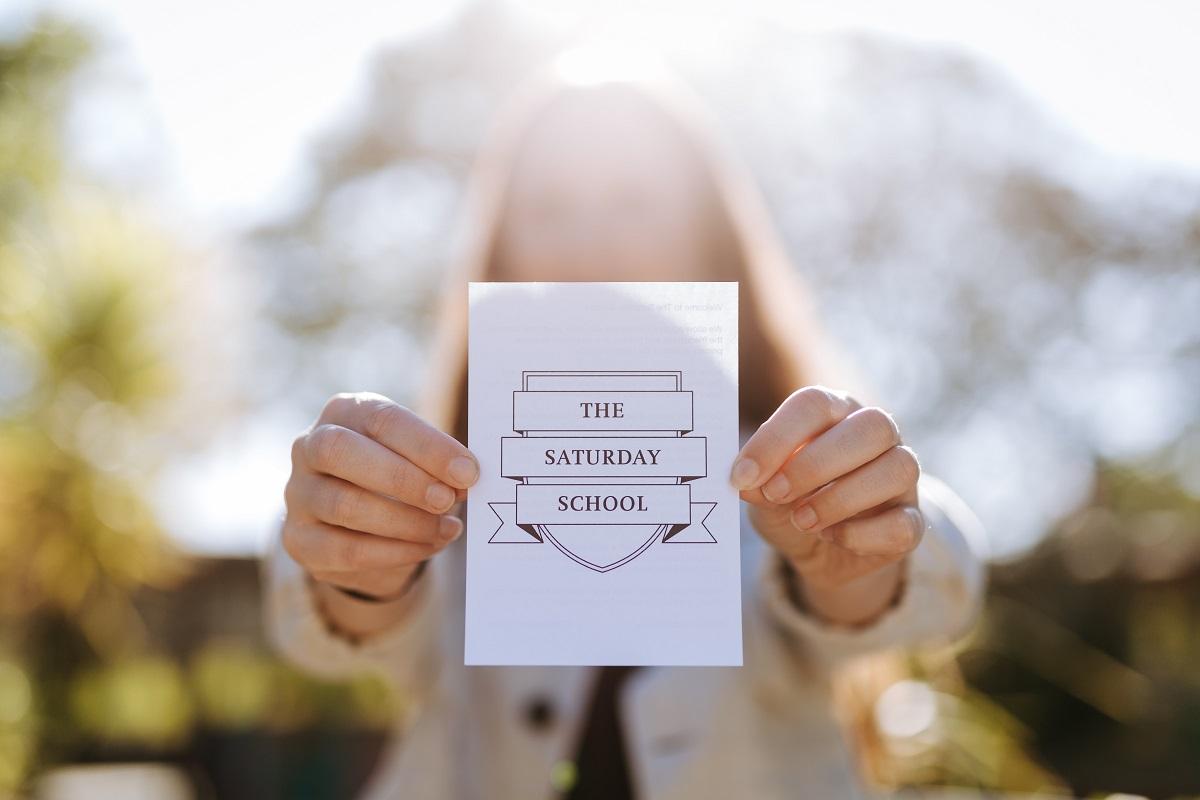 The Saturday School 21st September 2019 21