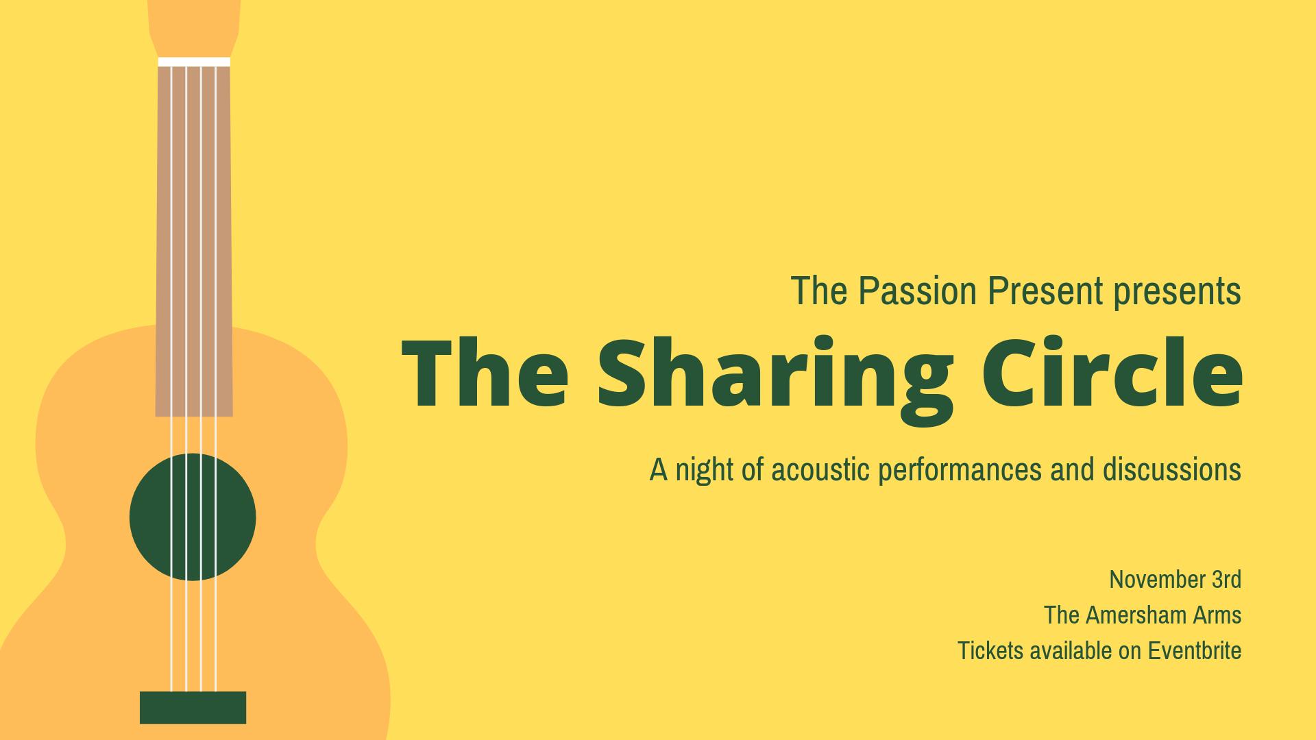 The Sharing Circle 1