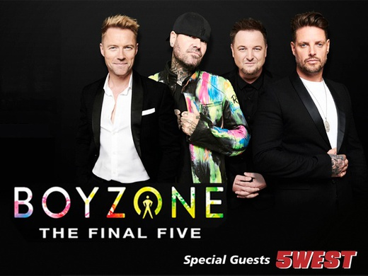boyzone the final five triplet one bTVy