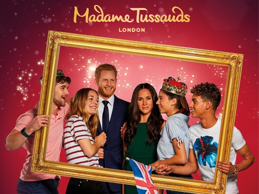 madame tussauds london standard entry triplet one aEla