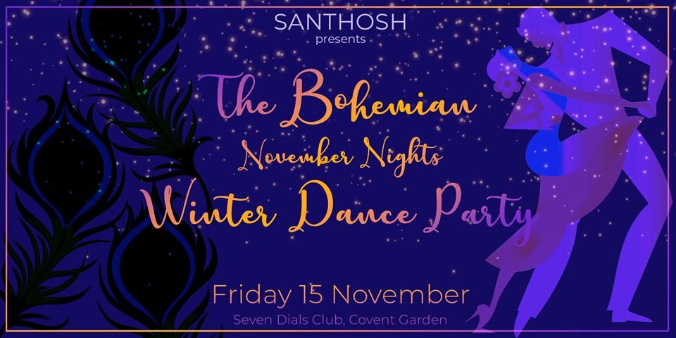 santhosh winter party