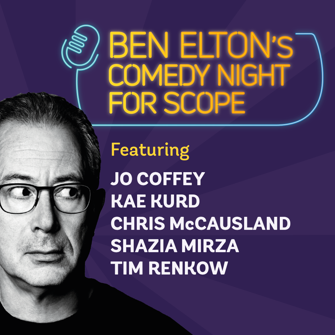 Ben Eltons Comedy Night for Scope