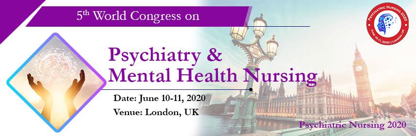 Psychiatry Nursing 2020 95134
