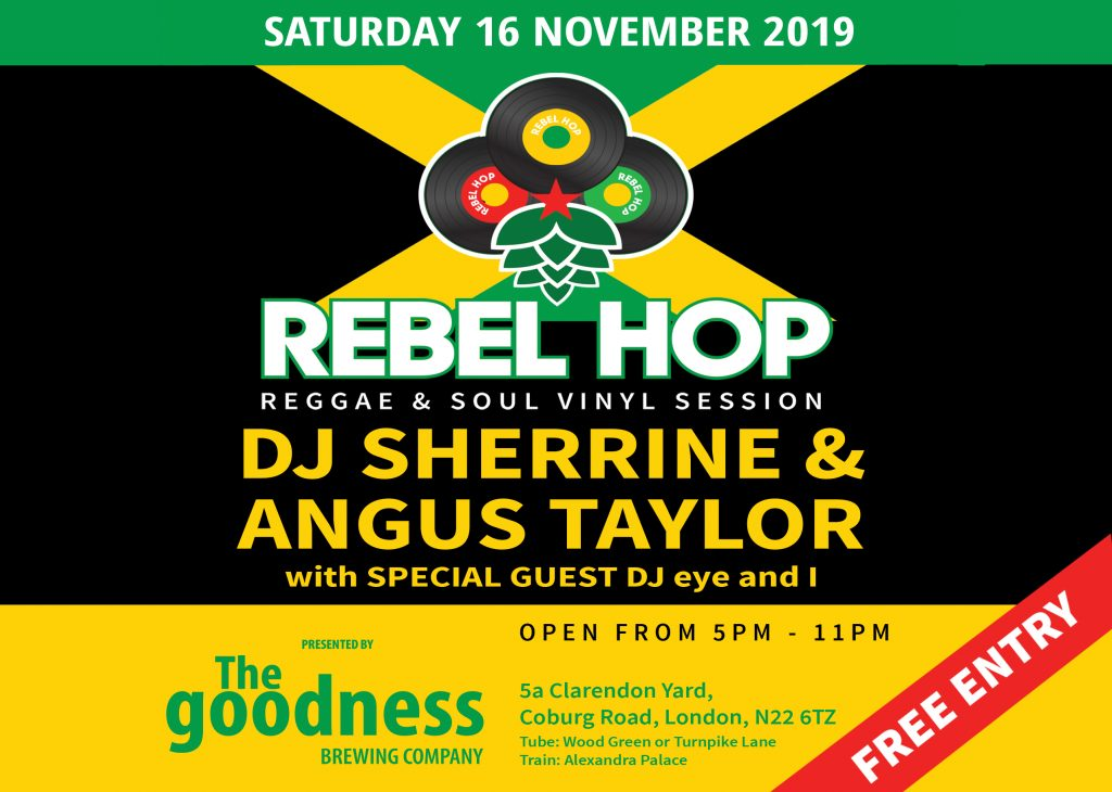 Rebel Hop 16 November landscape