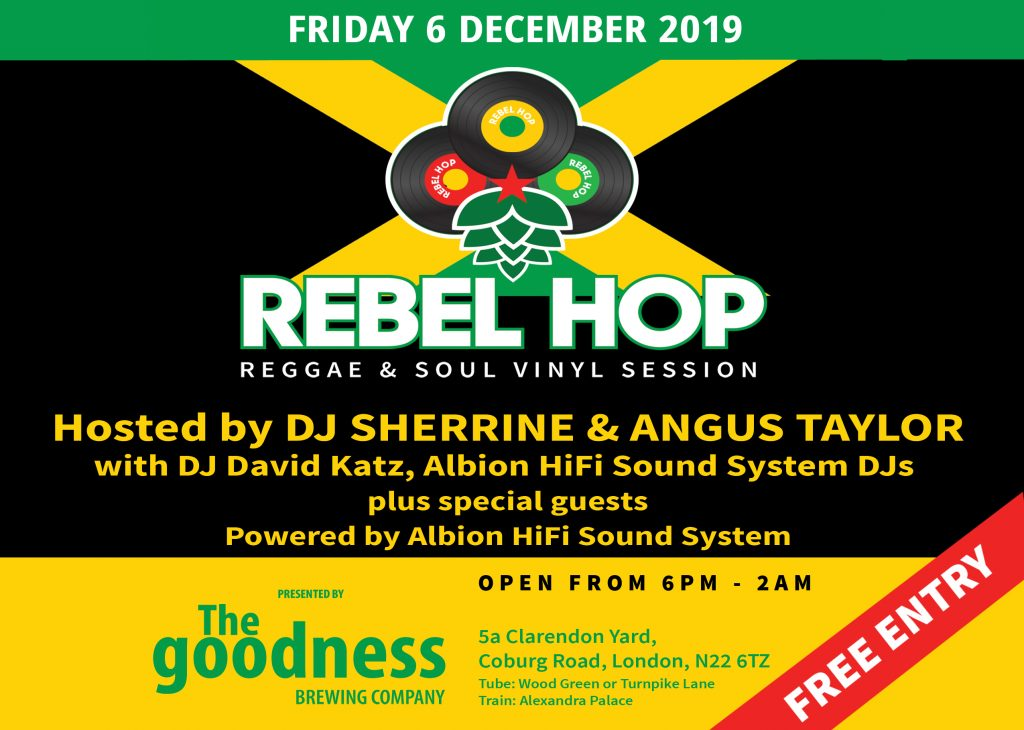 Rebel Hop 6 December landscape promo