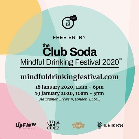 Instagram Mindful Drinking Festival Jan 2020