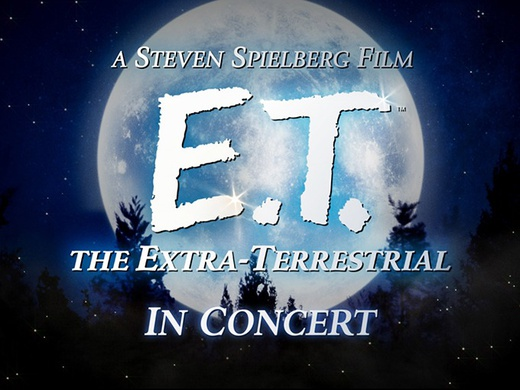 et the extra terrestrial in concert triplet one M3pC