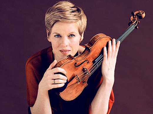 isabelle faust violin triplet one TXBm