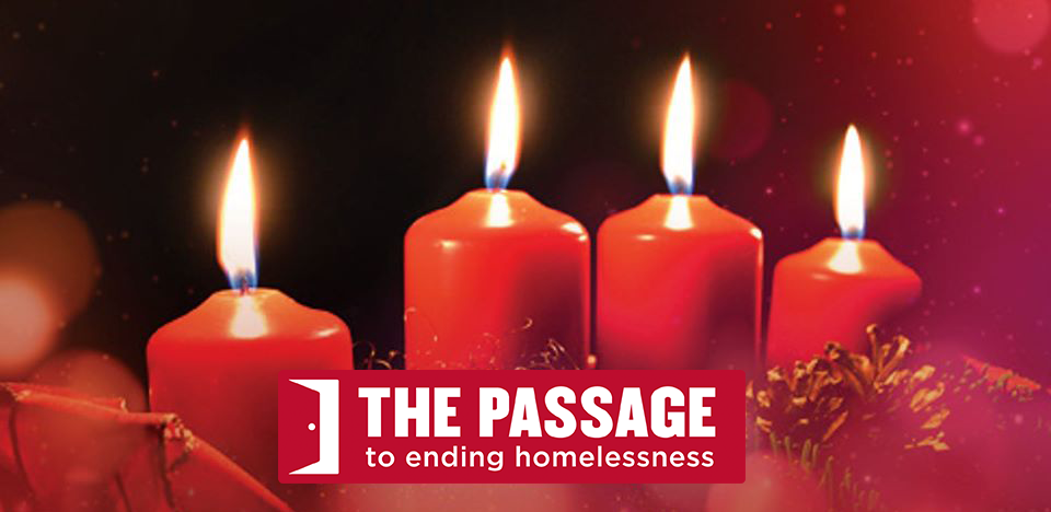 the passage banner
