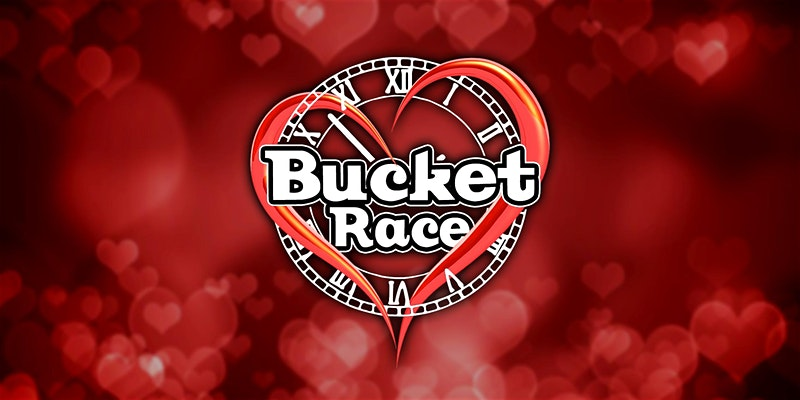 BucketRace Valentines Day