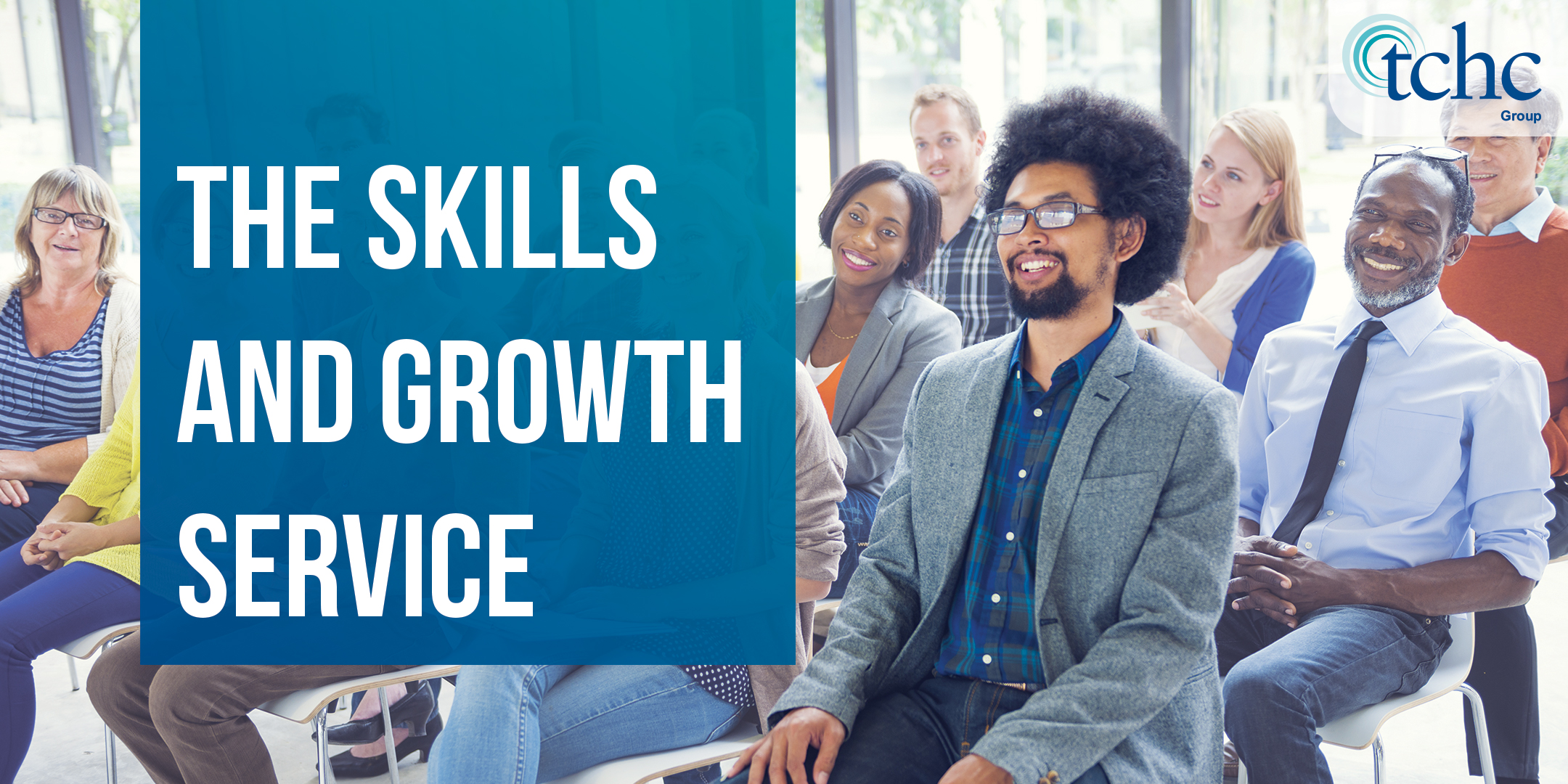 Skills and Growth Service Eventbrite Banner