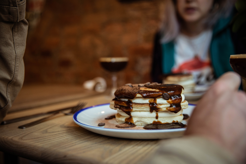 Espresso Martini Pancake