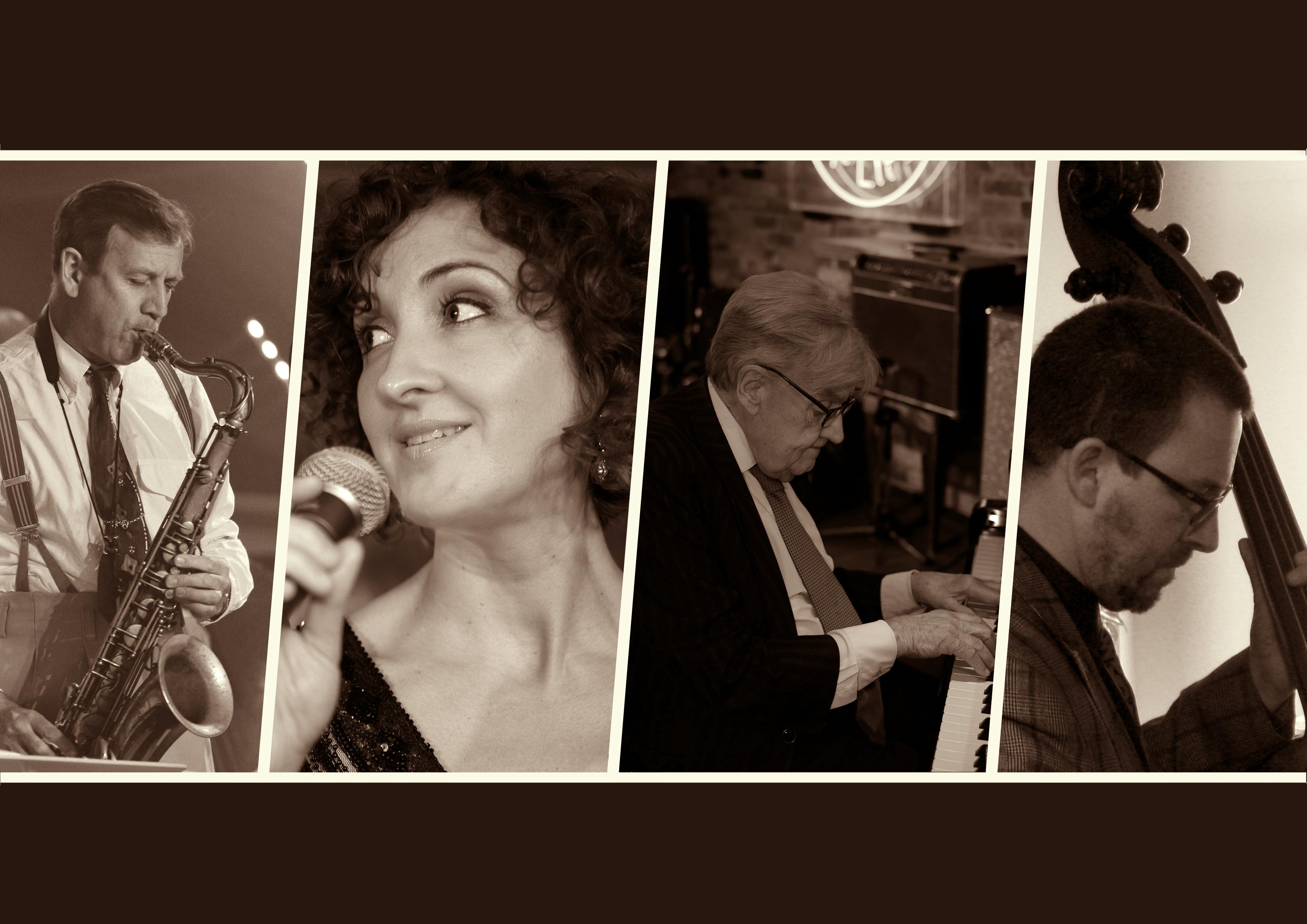 Stefania Salvador Quartet 2019