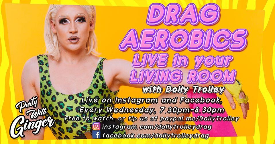 drag aerobics