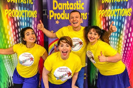 Image result for dantastic productions