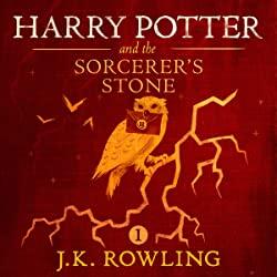 harry potter audio book