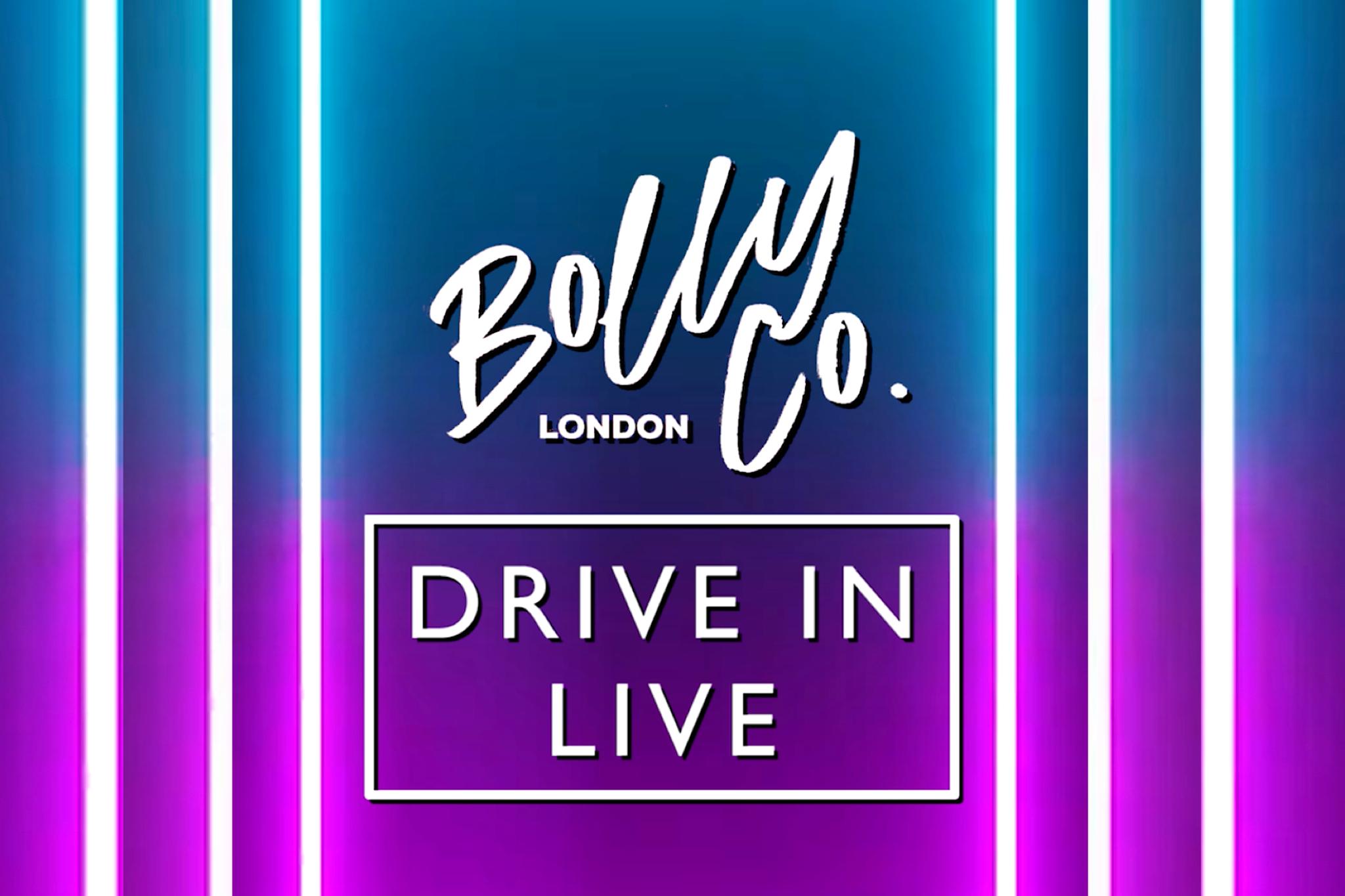 Drive in Live logo no border
