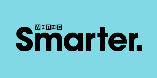 WIRED Smarter logo