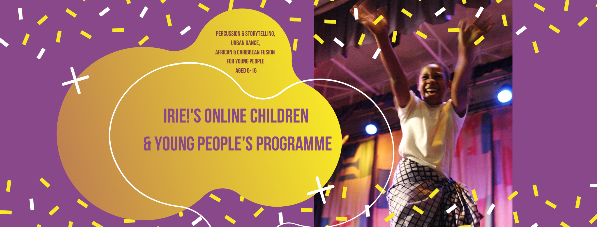 FB Event Cover Young Peoples Online Classes 1