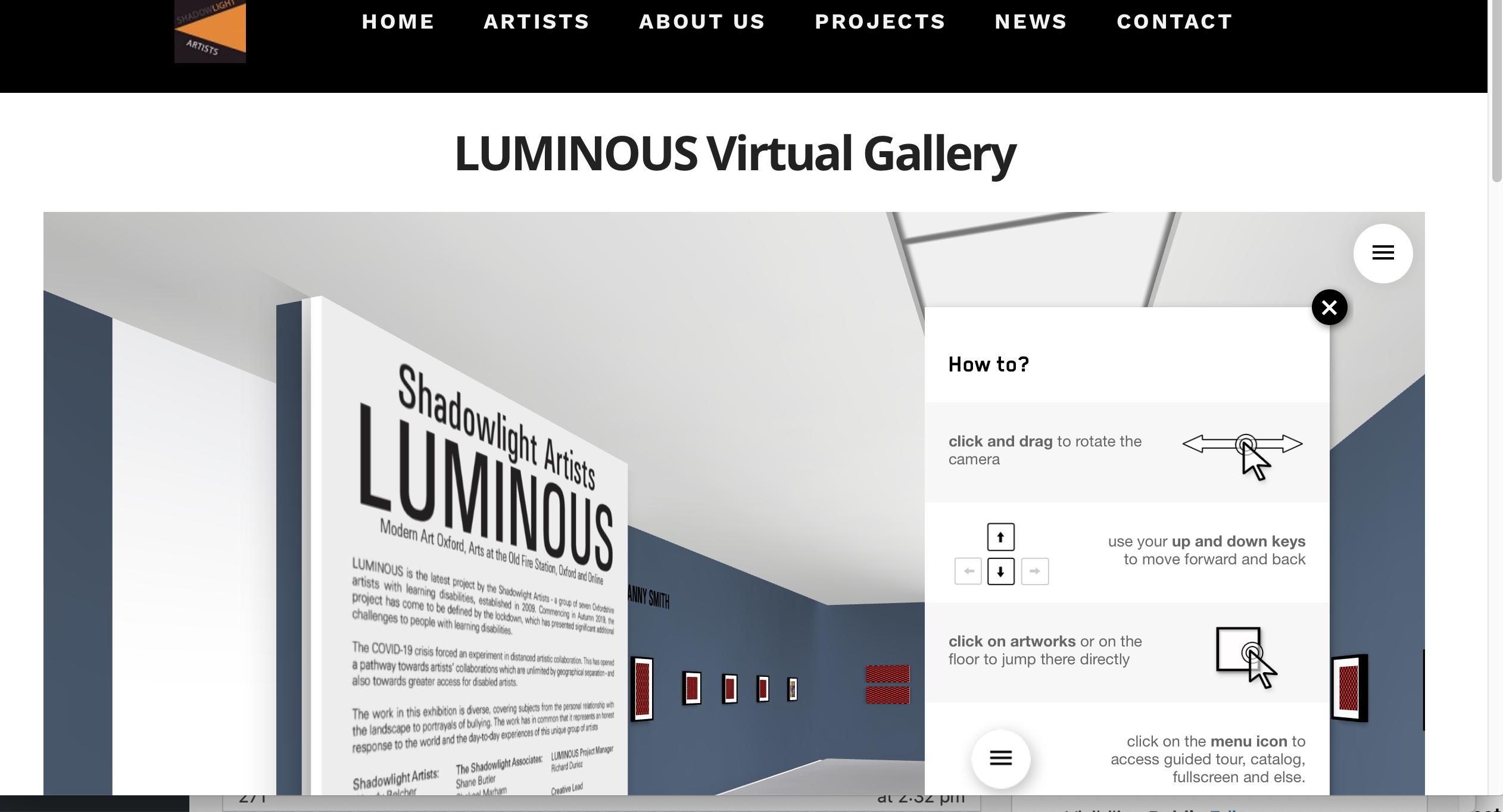 luminousvirtualgallery