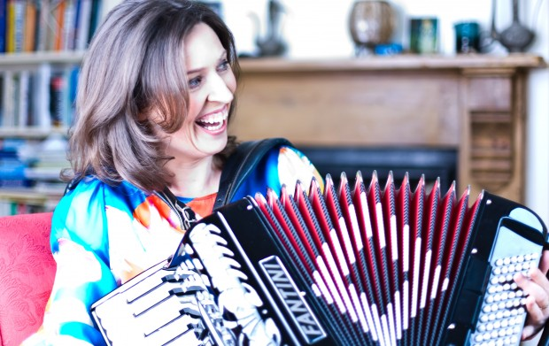 accordion live music london