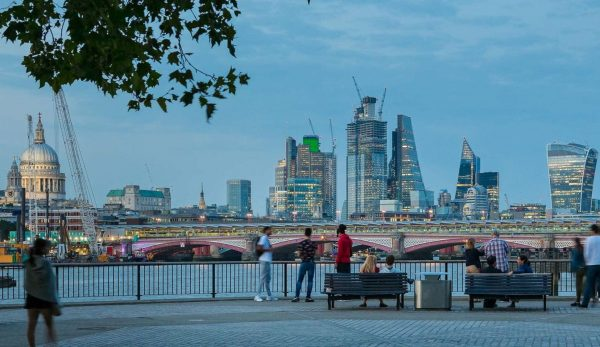 Venues with a View in London