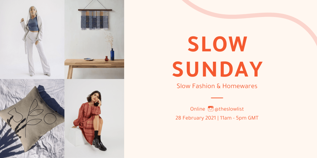 Copy of Slow Sunday Facebook Event