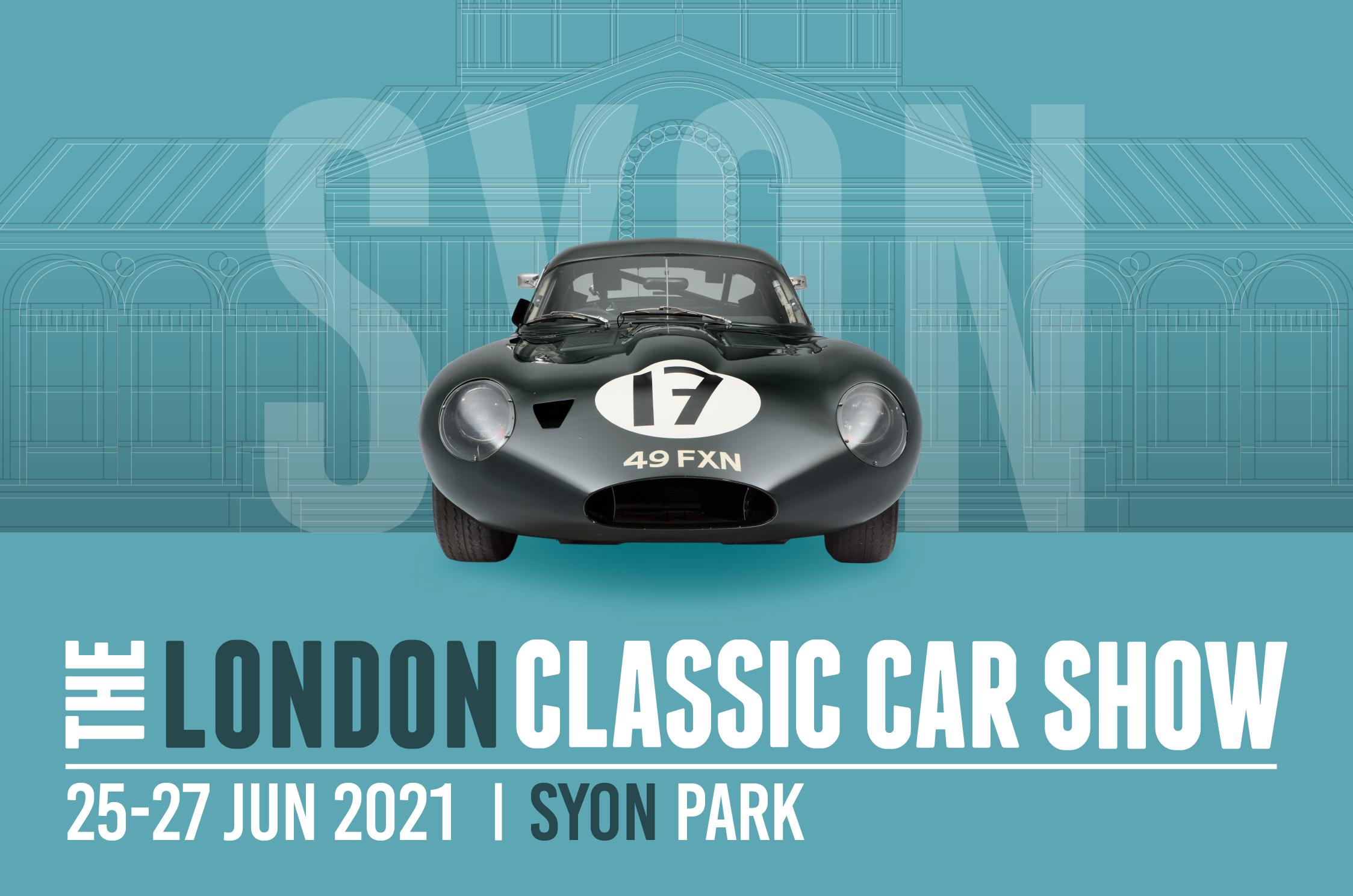 Car Show in London