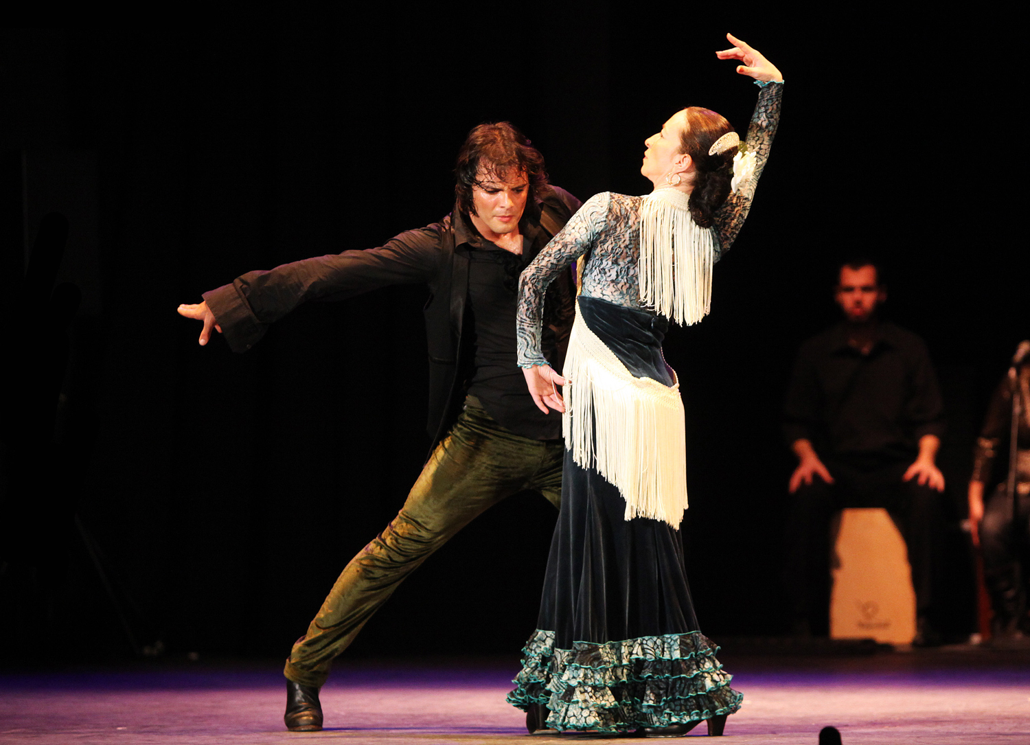 Flamenco and Spanish Dancers in London