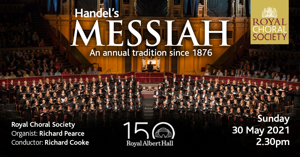 Handel's Messiah Live in London
