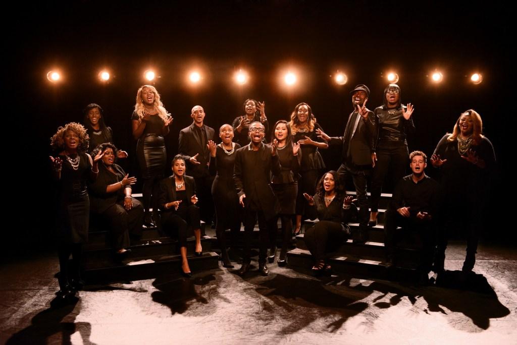 Gospel Choir Concert in London with Hip Hop