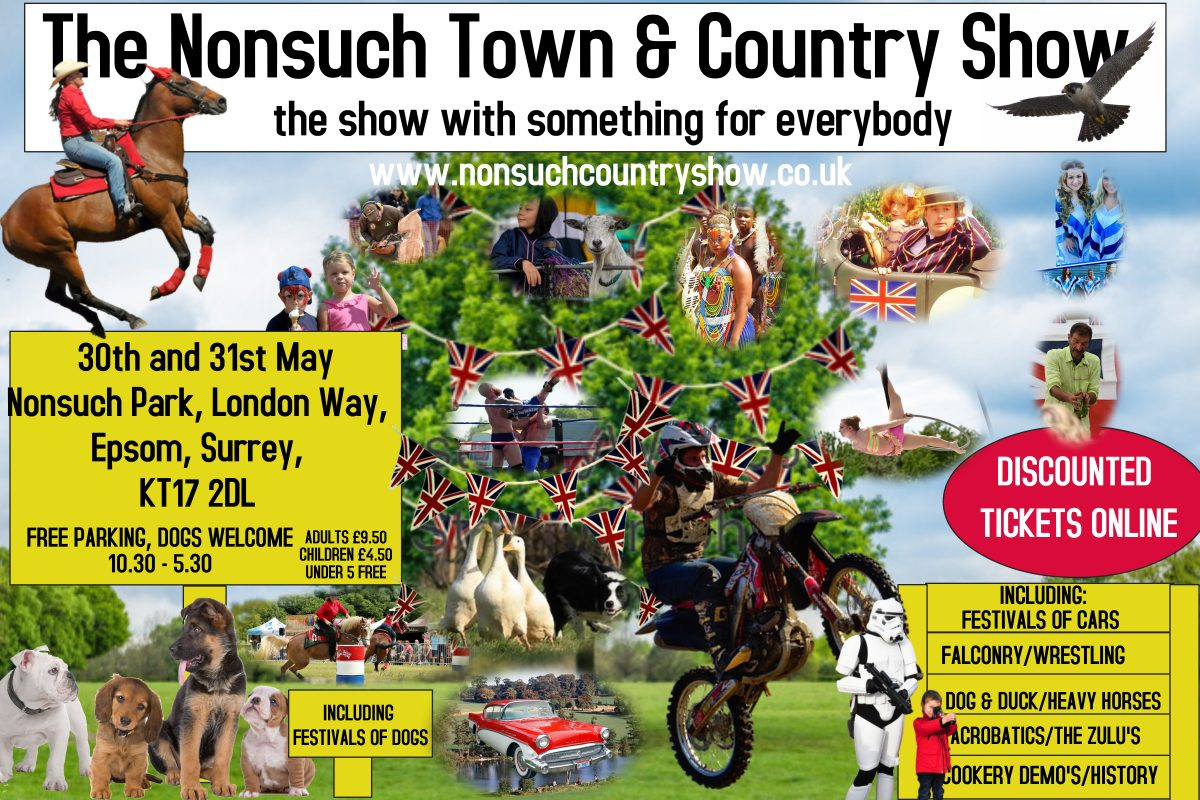 Festivals in Surrey