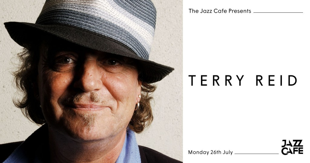 Terry Reid Live Concert