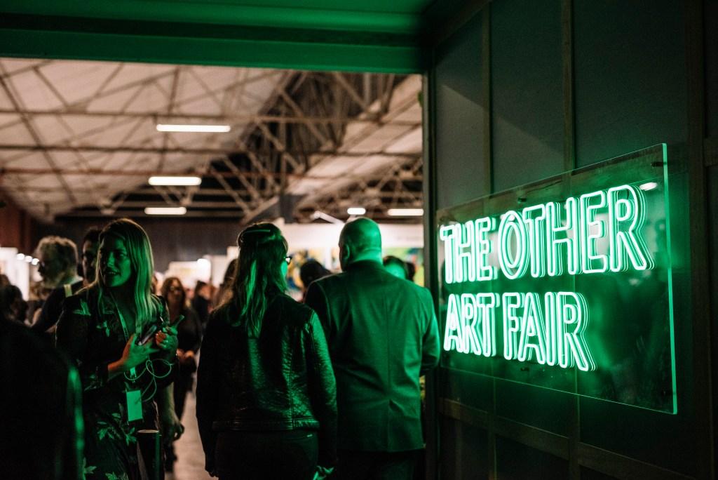 Free Art Fair in London
