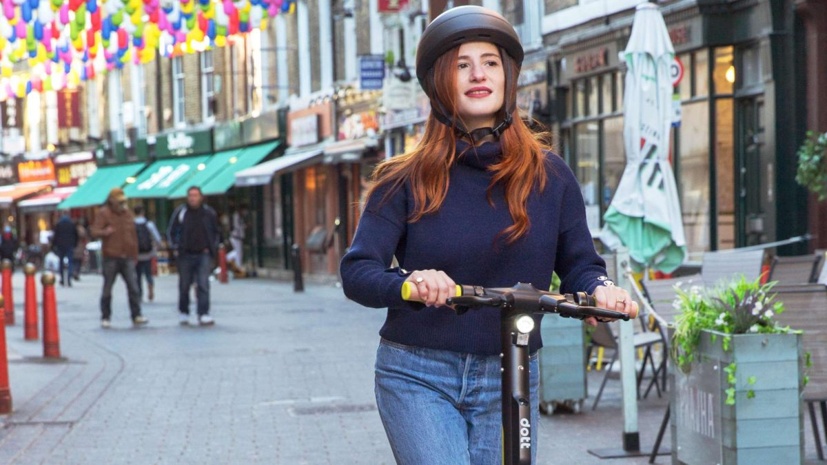 London Free Scooter Hire