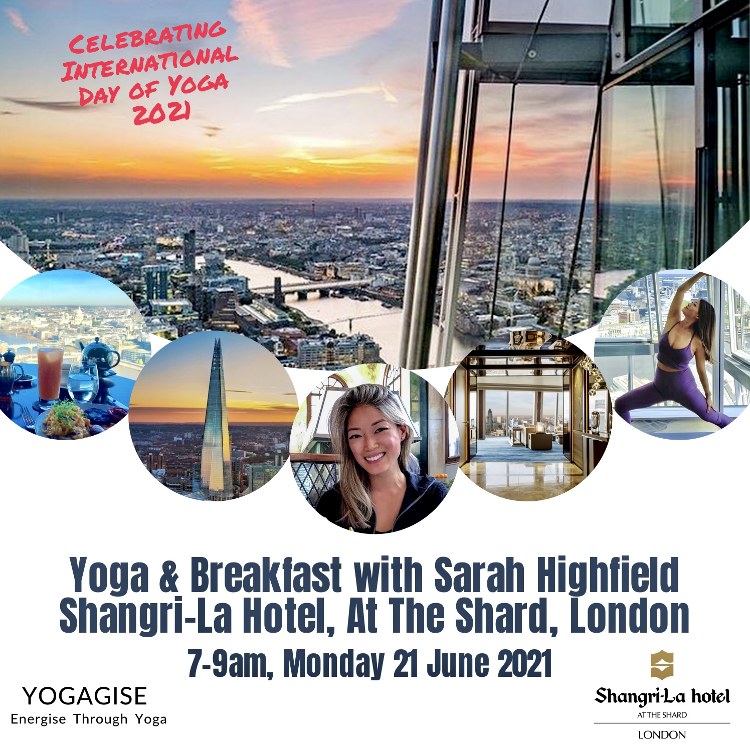 Morning Yoga Lessons in London