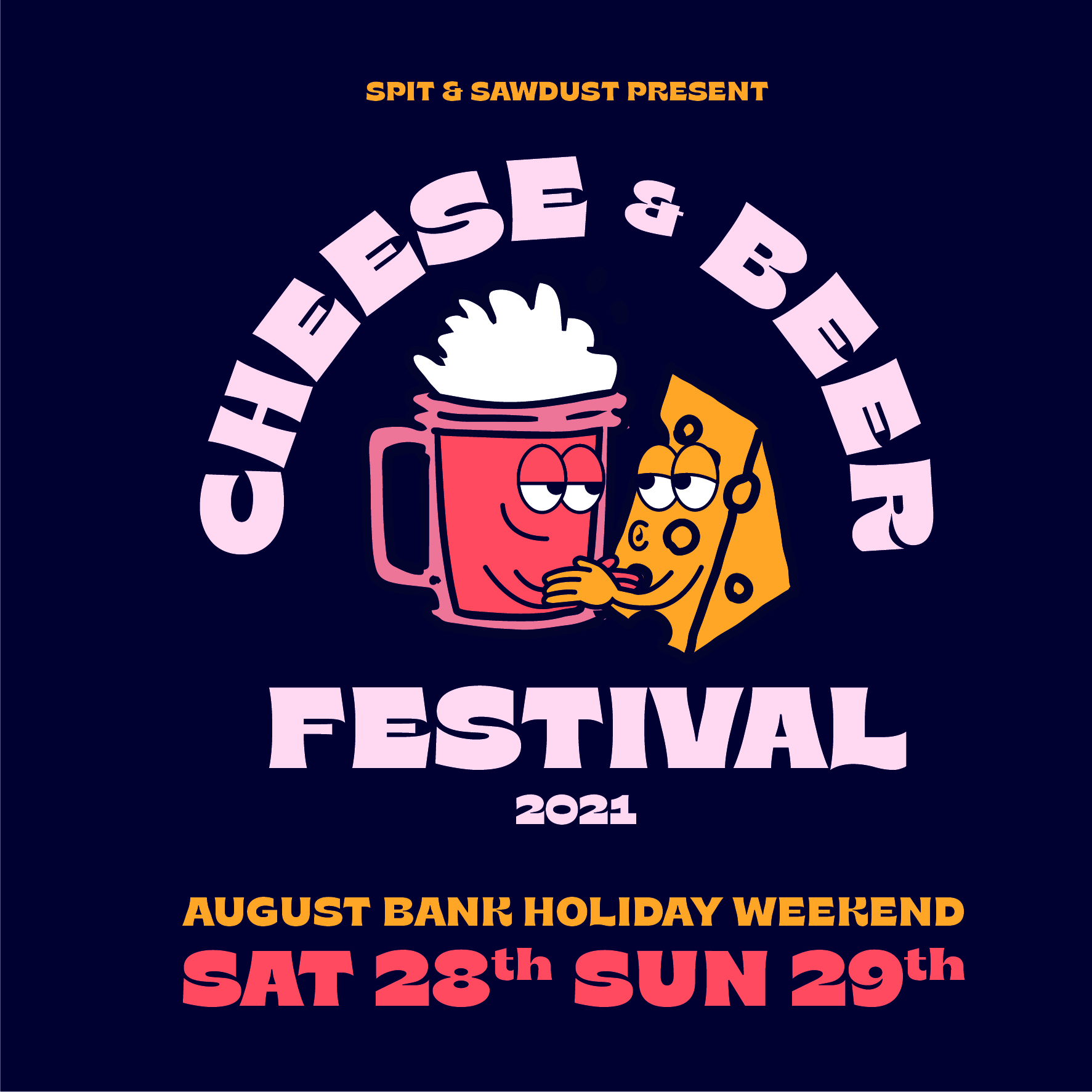 Cheese and Beer Festival
